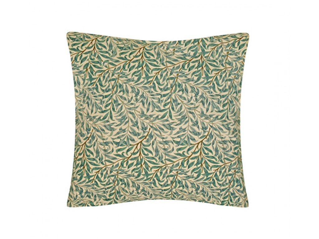 William Morris Willow Bough Green Cushions : WilliamMorrisWILLOW CUSHION 1024x768 from www.linenfields.co.uk size 1024 x 768 jpeg 148kB