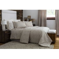 Belledorm Waltham Cotton Rich Jacquard Quilted Bedspread