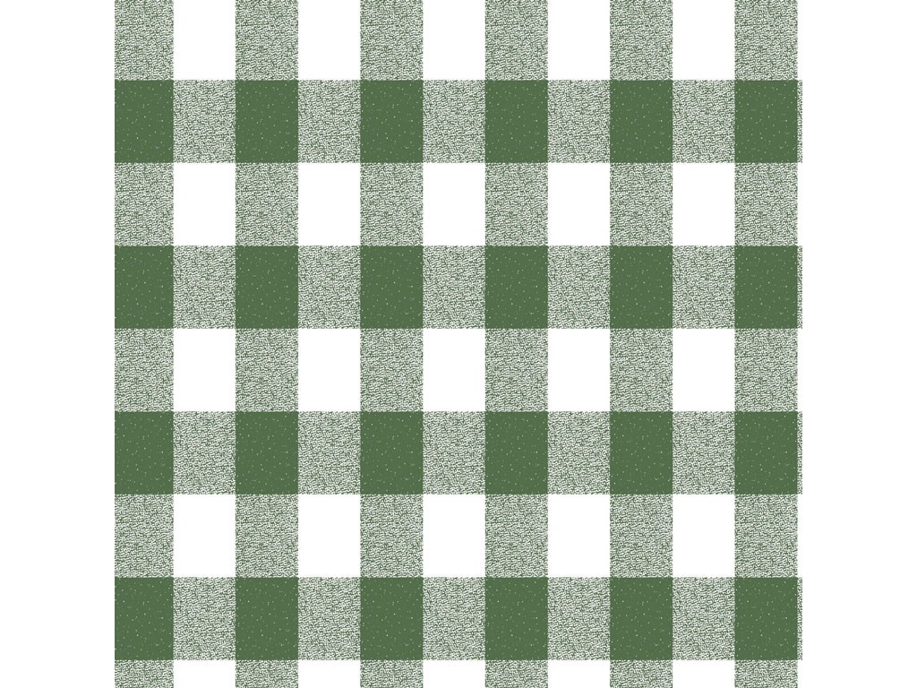 le chateau oil cloth table linen green gingham. Black Bedroom Furniture Sets. Home Design Ideas