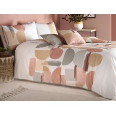 Appletree New Duval Coral Duvet Cover Sets
