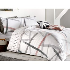 Appletree Leda Blush Duvet Cover Sets