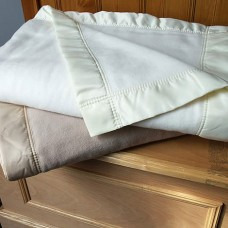 John Atkinson 215gsm 15% Cashmere 85% Lambswool Blankets