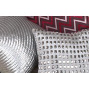 CIMC home Silver Themed Cushion Collections