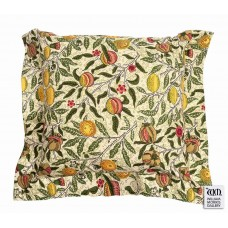 William Morris Gallery Fruits Major Oxford Seat Pads