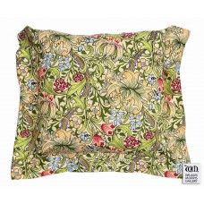 William Morris Gallery Golden Lily Oxford Seat Pads