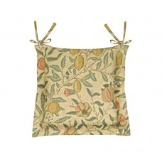 William Morris Fruits Major Oxford Seat Pads