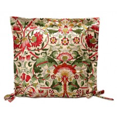 William Morris Lodden Oxford Seat Pads