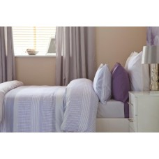 Belledorm Dash Mauve Duvet Cover Sets