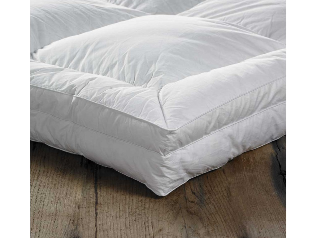 """LUXURY 5/"""" DEEP KING FEATHER MATTRESS TOPPER BRAND NEW LUXURY TOPPER RRP £100+"""