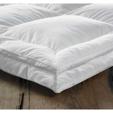 Euroquilt Extra Fill 100% European Duck Down Combination Mattress Topper