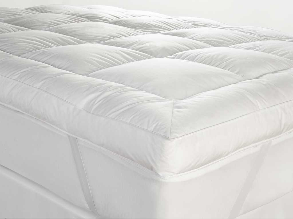 New Nimbus Emporium Bronze Goose Down Mattress Toppers