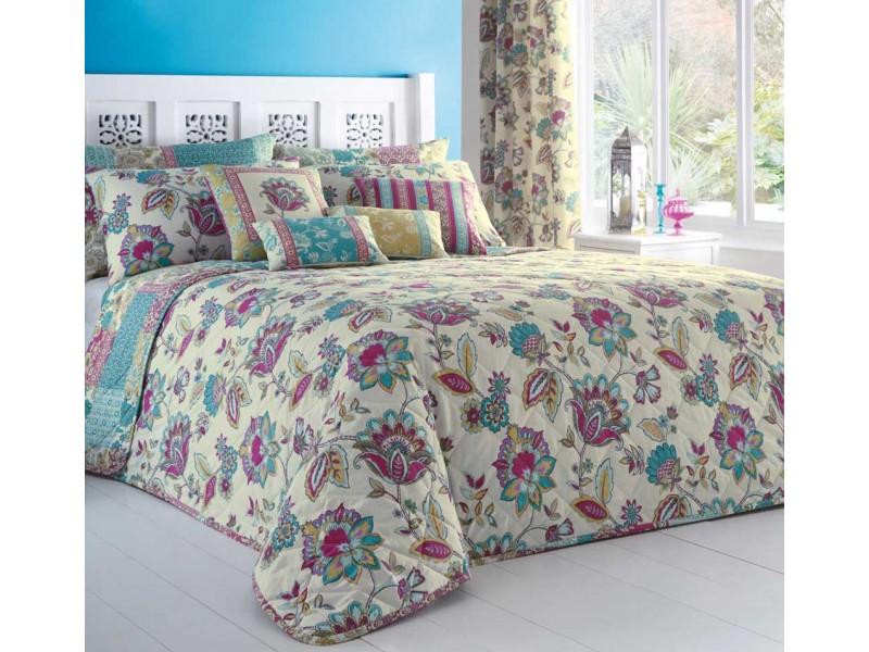 Dreams n Drapes Marinelli Multi Bedspread