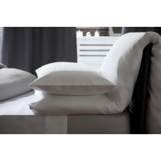 Belledorm 500 Thread Count Cotton Rich White Duvet Covers