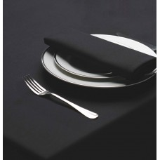 Belledorm Amalfi Black Table Linen