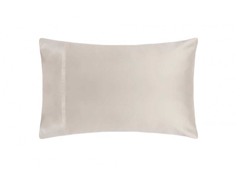 Belledorm 450 Thread Count Pima Cotton Oyster Pillowcases