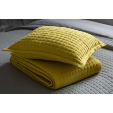 Belledorm Crompton Saffron Throw and Cushion