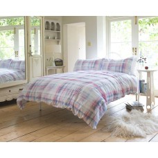 Patricia Rose Duvet Cover Sets Chalk Check