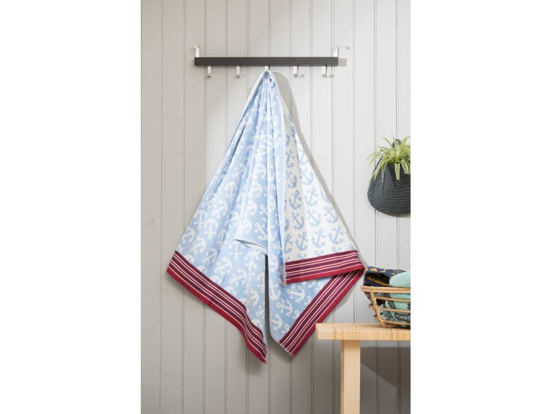 Deyongs 1846 Egyptian Cotton Herne Bay Beach Towels