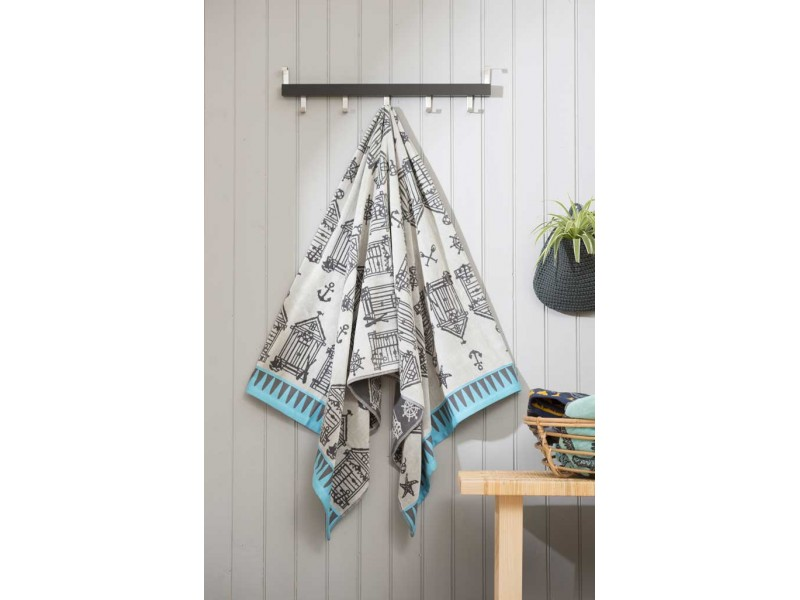 Deyongs 1846 Egyptian Cotton Mudeford Beach Towels