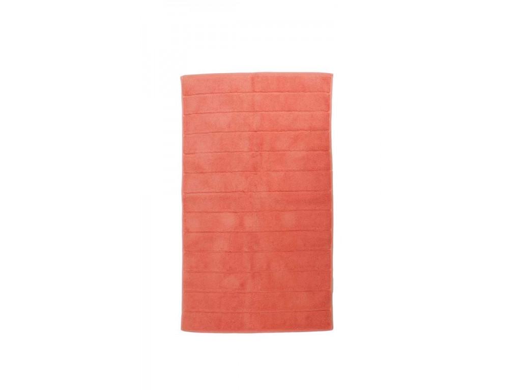 Deyongs 1846 bliss pima 650gsm cotton burnt orange towel and mat range - Orange kitchen floor mats ...