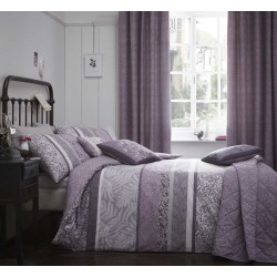 Dreams n Drapes Hanworth Heather Duvet Cover Sets and Coordinates