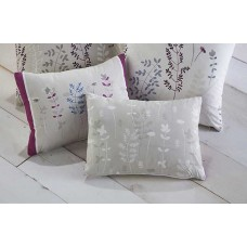 Dreams n Drapes Haze Blue Boudoir Cushion
