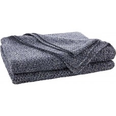 Sheridan Sale Deluxe Earley Midnight Knitted Throw