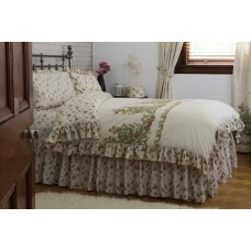 Country Dream Bella Mae Fitted Sheet Valances