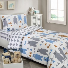 Driftwood Bears Duvet Cover Sets