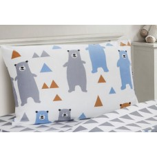 Driftwood Bears Pillowcase Pairs