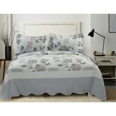 Elainer Country Classic Bedspreads and Pillowsham Sets