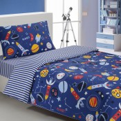 Driftwood Planets Bedlinen and Coordinates