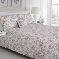 Driftwood Pretty Flowers Grape Duvet Cover Sets and Cushion