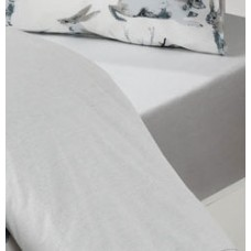Driftwood Rabbits Plain Fitted Sheets