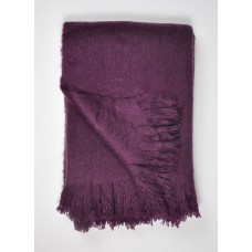 Dreams n Drapes Alexa Plum Throw