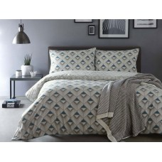 Appletree Axis Blue Duvet Cover Sets