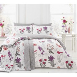 Dreams n Drapes Ingrid Blush Duvet Cover Sets and Coordinates