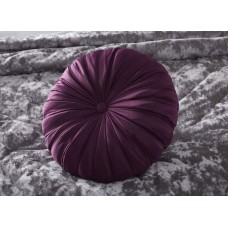 Appletree Maiko Round Plum Cushion