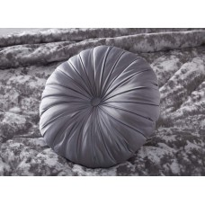 Appletree Maiko Round Silver Cushion