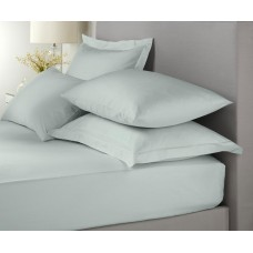 Signature Hotel Plain Dye Duck Egg Extra Deep Fitted Sheets