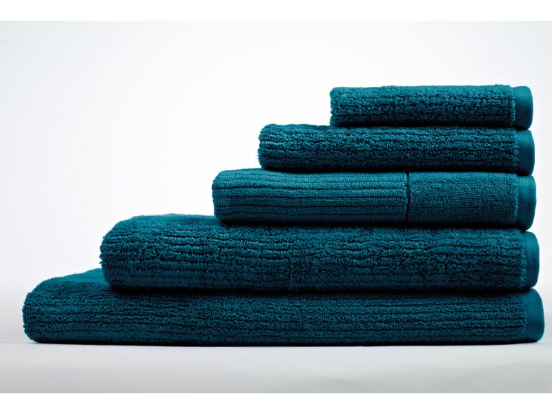 Sheridan New Hygro Living Textures Pacific Towels and Mat