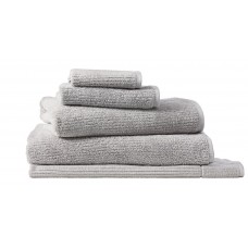 Sheridan Hygro Living Textures Ash Towels and Mat