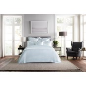 Sheridan New Palais Lux Soft Blue Bedlinen and Coordinates