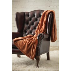 Heat Holders Luxury 1.7 tog Copper Fleece Blankets