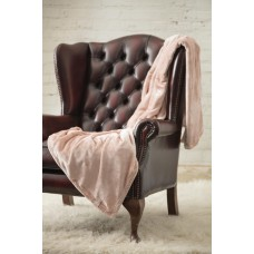 Heat Holders Luxury 1.7 tog Pink Fleece Blankets