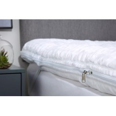 Belledorm Hotel Suite Dual Layer Zipped Mattress Toppers