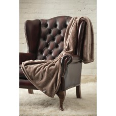 Heat Holders Luxury 1.7 tog Winter Fawn Fleece Blankets
