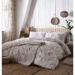 Dreams n Drapes New Celine Natural Duvet Cover Sets and Coordinates