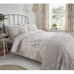 Dreams n Drapes New Dionne Natural Duvet Cover Sets and Coordinates