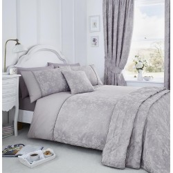 Serene Jasmine Lavender Duvet Cover Sets and Coordinates